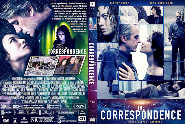 The Correspondence (La corrispondenza) DVD Cover