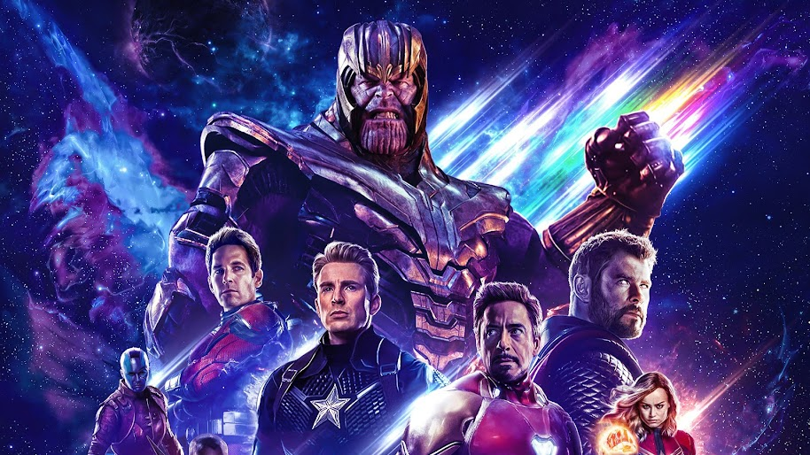 Avengers Endgame Thanos 4k Wallpaper 138