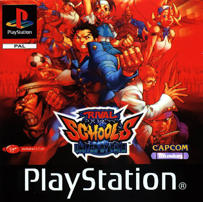Review - Rival Schools: United by Fate - Playstation