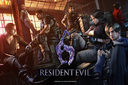 Get Download Game Resident Evil 6 for Computer or Laptop