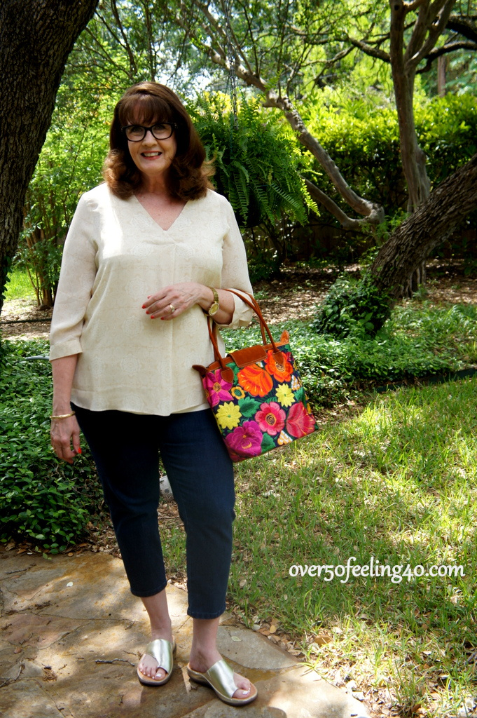 Fashion Over 50 Style Tips For Dressing Arms Over 50 Feeling 40