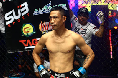 Pinoy fighter Roy Doliguez finds one-year hiatus beneficial in skill growth