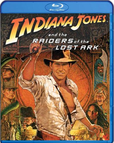 Indiana Jones: Raiders of the Lost Ark [1981] [BD25] [Latino]