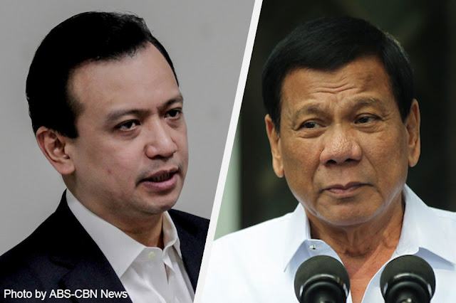 Trillanes: ICC case  vs Duterte, a welcome development