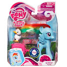 My Little Pony Traveling Single Wave 1 Rainbow Dash Brushable Pony