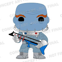 Classic TV Batman Pop!s Wave 2 Mr Freeze