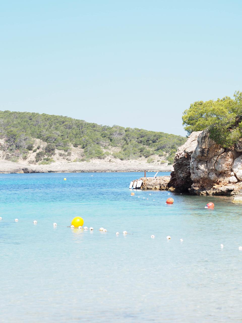 Voyages: 5 plages pour enfants à Ibiza II portinatx