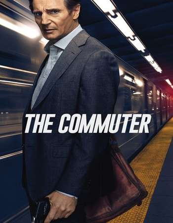 The Commuter 2018 English 300MB HC HDRip 480p