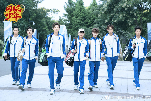 the prince of tennis chinese sports drama