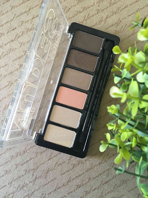 Review : Catrice Sand Nudes Palette