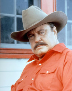 Jackie Gleason as Bandit Smokey is the Bandit sequel 1983