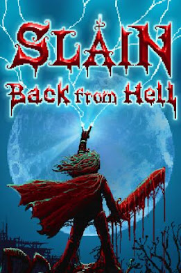 "VIDEOGAME REVIEW - ""SLAIN: BACK FROM HELL"""