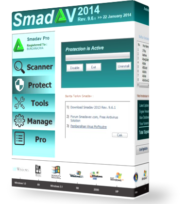 Smadav 2014 Pro with Serial Key | Download Free Software