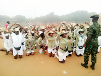 Types Of Corpers You Will Meet At NYSC Orientation Camp