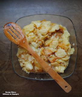 pommes terre recette tortilla espagnole tapas