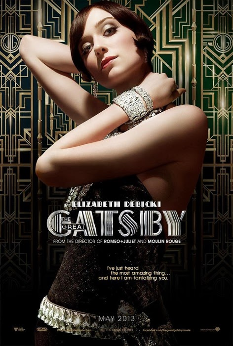 the great gatsby elizabeth debicki