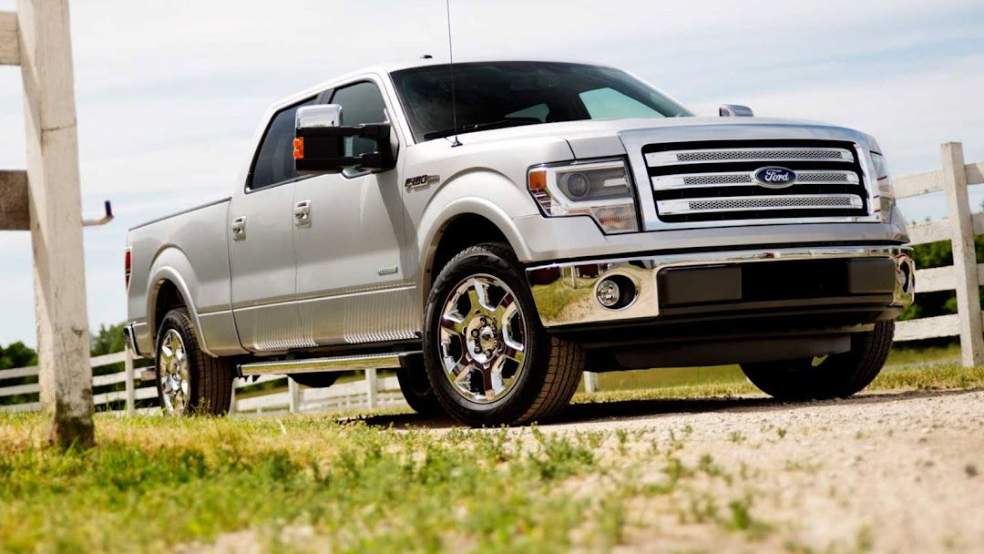2013 Ford F 150 HD Wallpaper 1