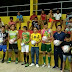 Projeto Andaray Esporte Clube, recebe material esportivo da Prefeitura Municipal de Sobral.