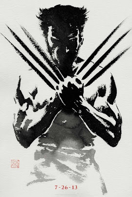 The Wolverine - Poster (2013)