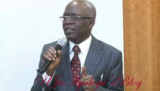 The government is parading Nigerians as a bunch of jokers – Falana