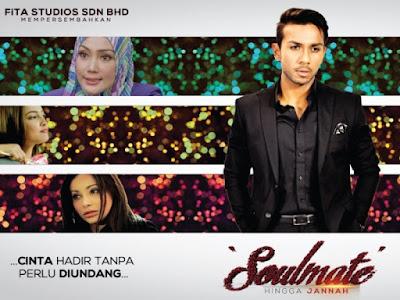 Sinopsis Filem Soulmate Hingga Jannah Lakonan Taufik Batisah, Raja Ilya, Erra Fazira, Reen Rahim, Douglas Lim dan ramai lagi
