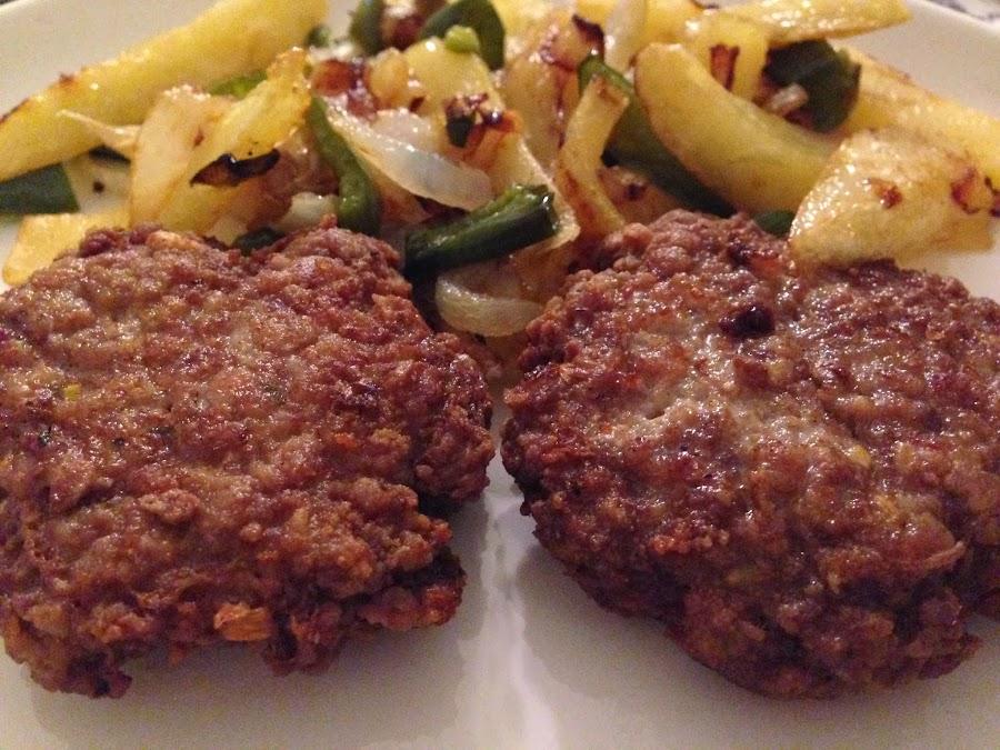 5 hamburguesas caseras distintas. ¿Comida basura? ¡Ni mucho menos!