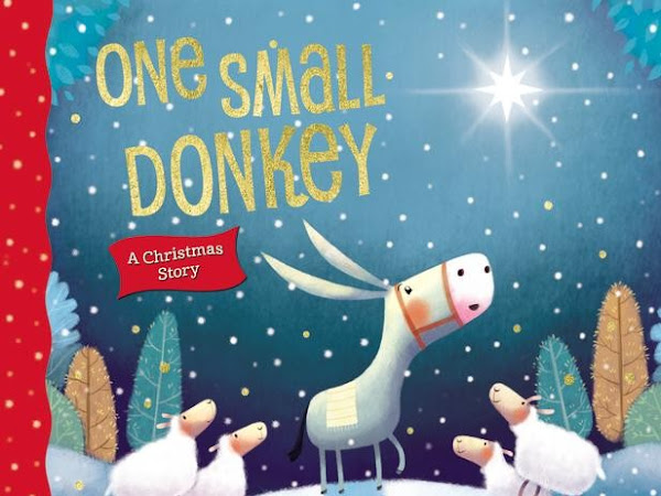 One Small Donkey {A Christmas Kids Book Review}