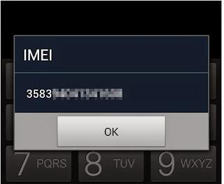 Descubre si el IMEI de tu teléfono está bloqueado