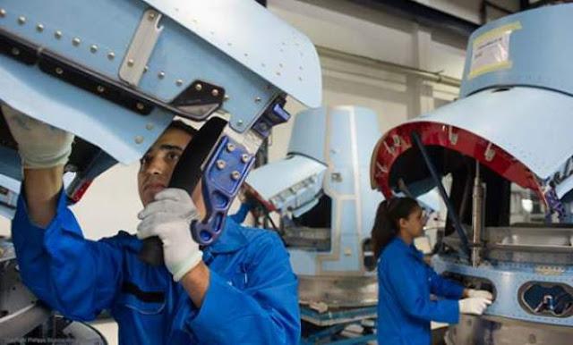 فرص شغل جديدة بعد افتتاح معهد دولي لمهن الطيران
