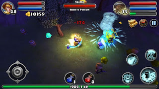 Dungeon Quest Apk v2.4.0.1 Mod (Free Shopping/Mana/God Mode)
