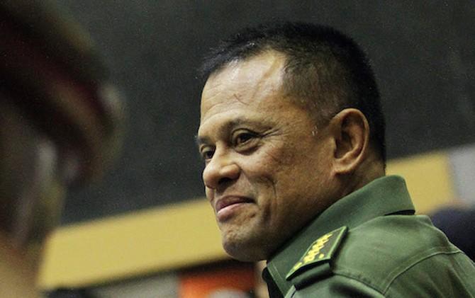 Panglima TNI Tersinggung Aksi 171717 Dianggap Intoleran, Logikanya Dimana?