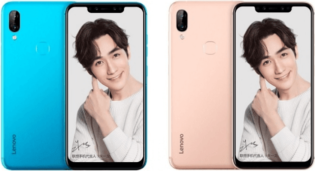 Lenovo S5 Pro now official