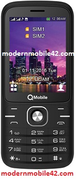 qmobile k650 flash file download