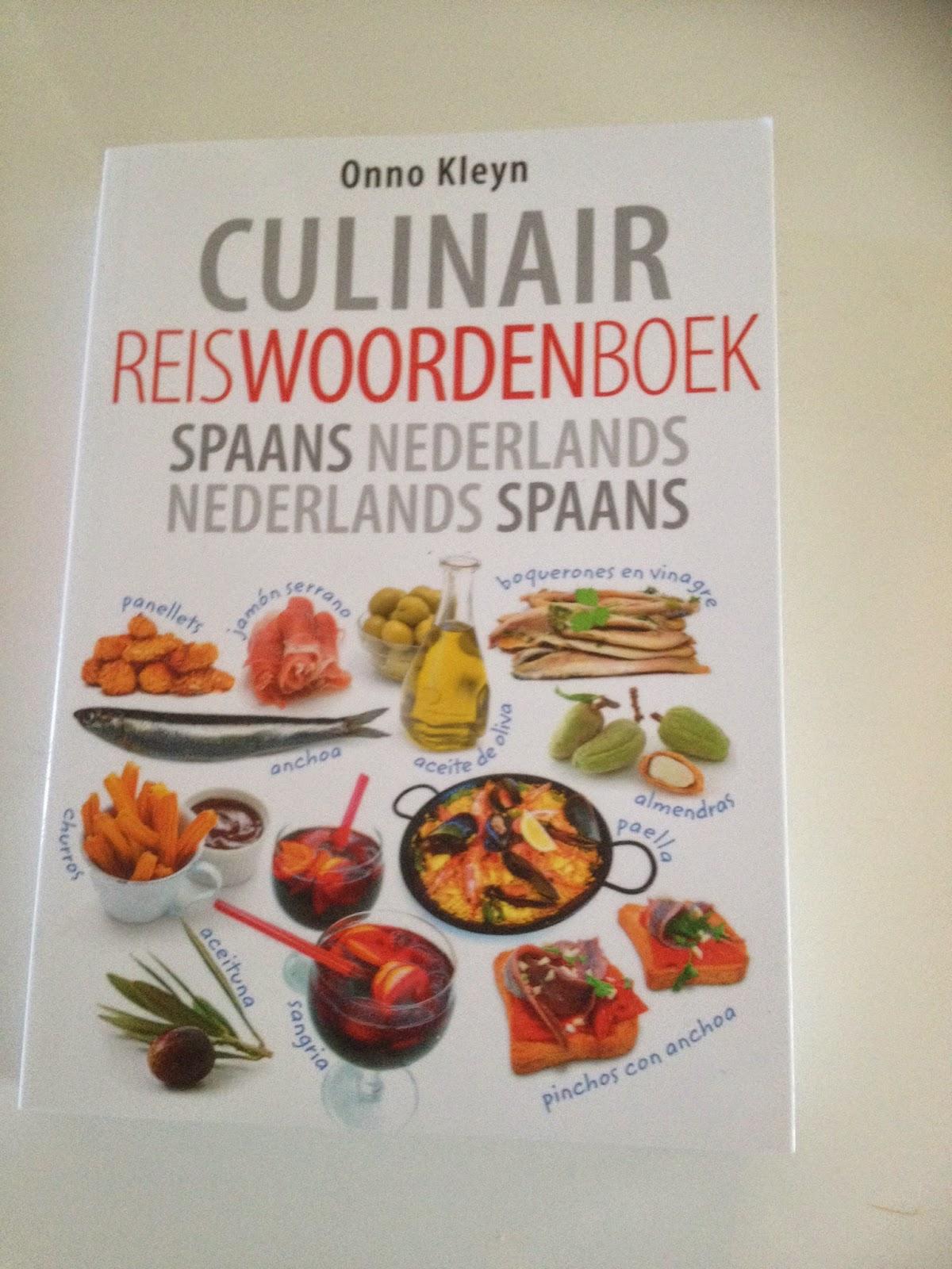 Culinair reiswoordenboek