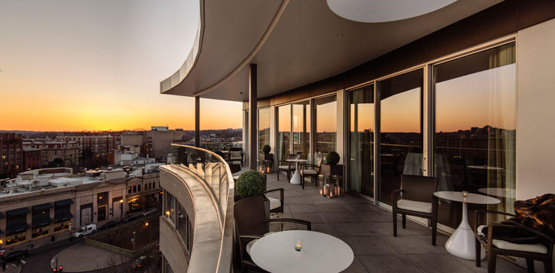 Justin Abad Ointed New General Manager Outlets At The Dupont Circle Hotel