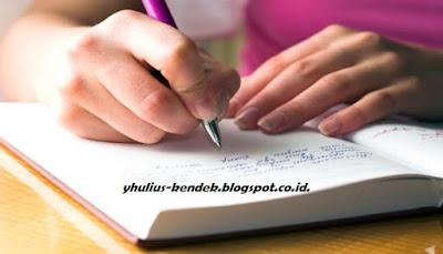 Contoh dan Langkah-Langkah Menulis Surat Pribadi dan Surat Dinas dalam Bentuk Kertas atau E-mail