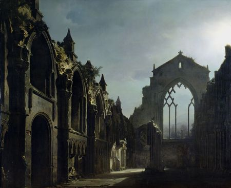 Gothic Is An Epithet With A Strange History