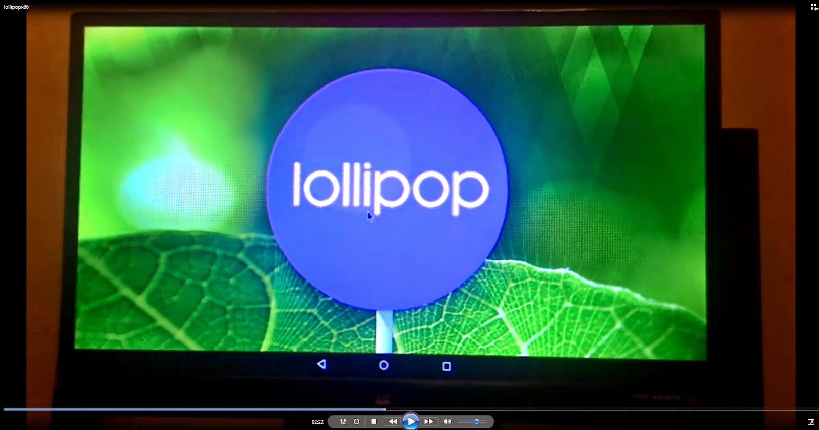 Tricky Tech World: Android x86 5 0 2 Lollipop OS for PC/ Laptop with