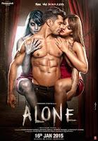 Alone 2015 720p HDRip Hindi