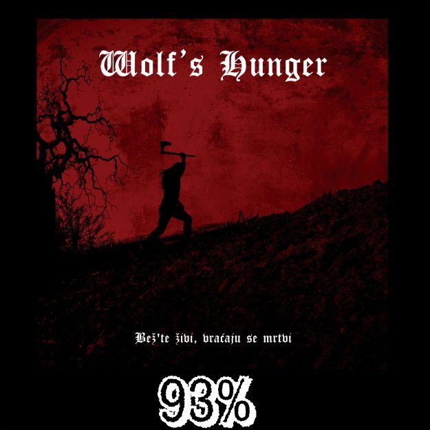 Reviews: Wolf's Hunger - Bež'te živi vraćaju se mrtvi