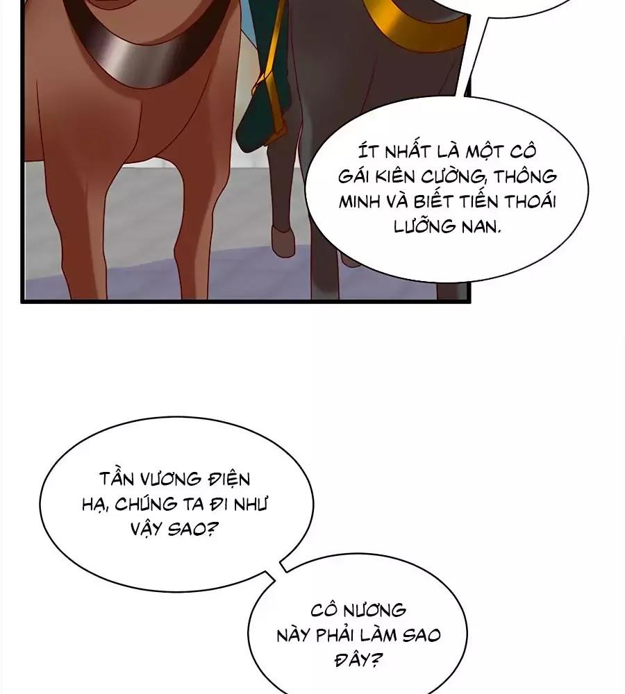 Quyền Phi Chi Đế Y Phong Hoa Chapter 8 - Trang 37
