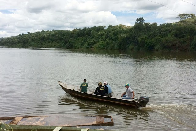 Instituto Ambiental do Paraná proíbe pesca na bacia do Rio Piquiri