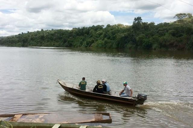 Instituto Ambiental do Paraná proíbe pesca na bacia do Rio Piquiri