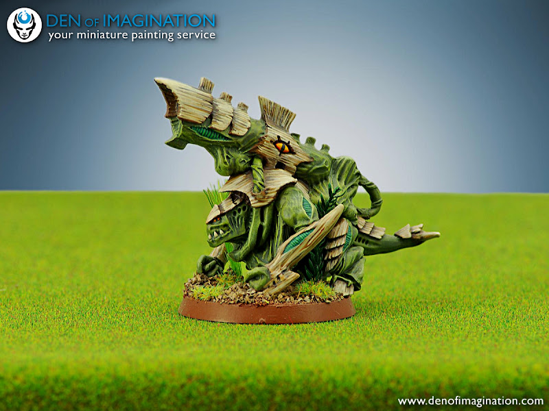 Den of imagination - your miniature painting service