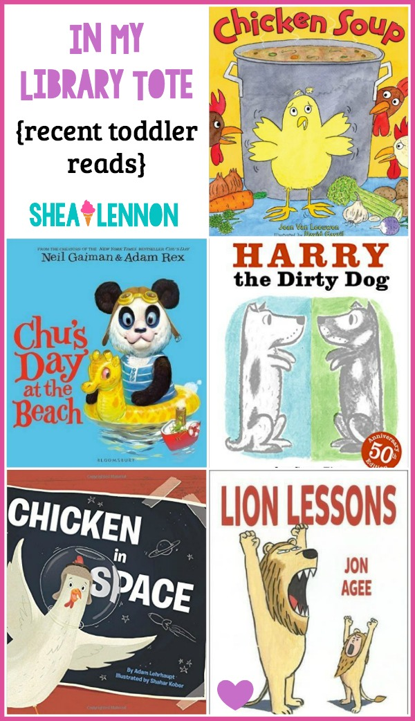It can be overwhelming to go to the library with your toddler, but here are a few books that come highly recommended by energetic toddler son. Keep reading to see which ones were his favorites.