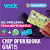 Brindes Grátis - Chip Operadora Virtual Veek