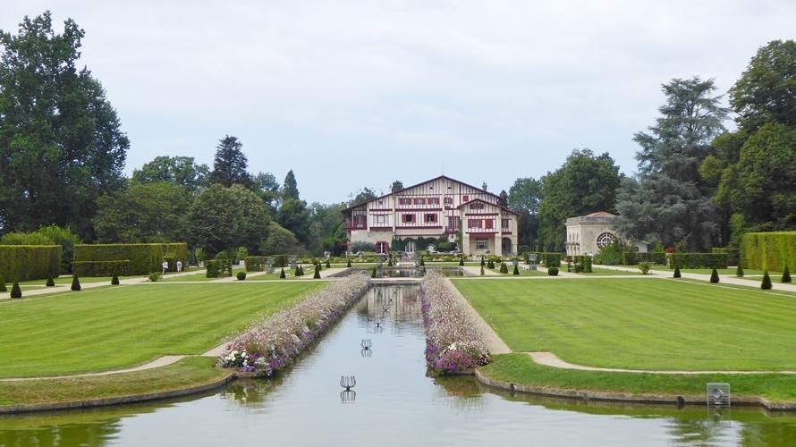Villa Arnaga: la pequeña Versalles - La cuestión es moverse
