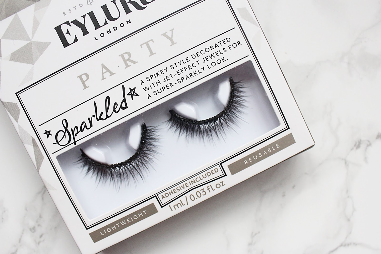 Eylure Party Sparkled Lashes