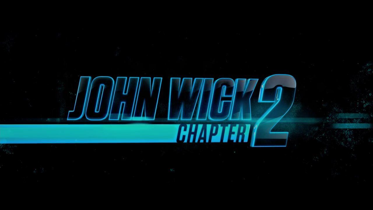 Wisma Cinema John Wick Chapter 2 2017