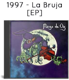 1997 - La Bruja [EP]